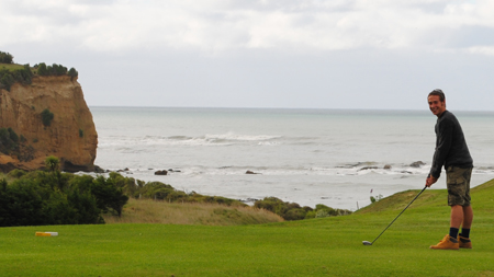 Oamaru House Bed and Breakfast-golf